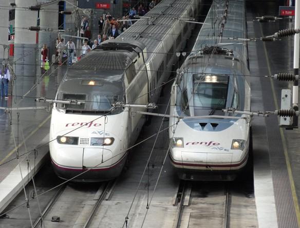 Ave Madrid Barcelona Trenes