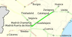 Ave Madrid Zaragoza