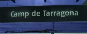 Estación Camp Tarragona, en Perafort