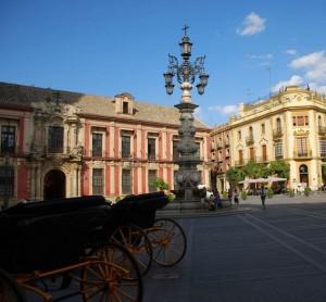 Ave a Sevilla