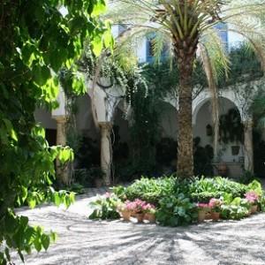 Viaja en Ave a Córdoba (Palacio de Viana)