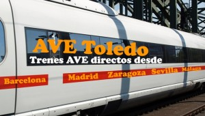 Trenes Ave directos a Toledo