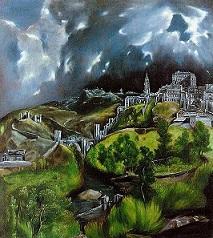 Vista de Toledo, El Greco