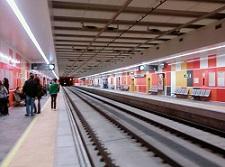Desde la estación de  Málaga podemos viajar a Madrid y Barcelona