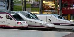 Más trenes Ave para Barcelona