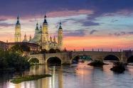 Viajar barato en Ave a la preciosa ciudad de Zaragoza