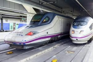 Hasta 133.400 plazas para viajar a Andalucía en trenes Ave durante el puente de mayo
