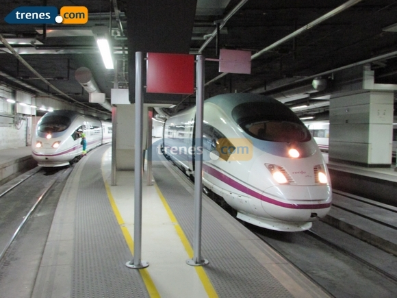 Trenes Ave Madrid Barcelona