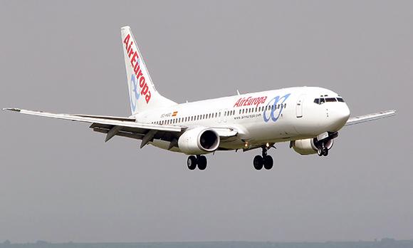 Air Europa y la operadora ferroviaria transportan 31.000 pasajeros con billete de avión y tren