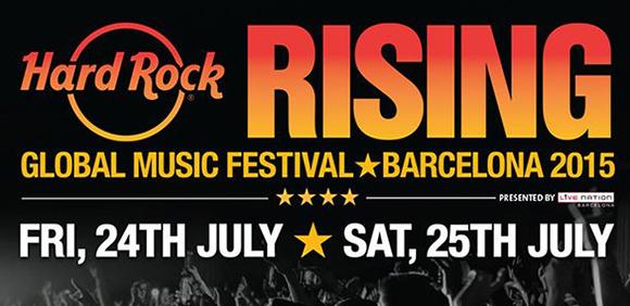Te proponemos un viaje en Ave a Barcelona para ir al Hard Rock Rising