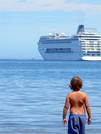 Vacaciones ideales con niños: A Barcelona en Ave