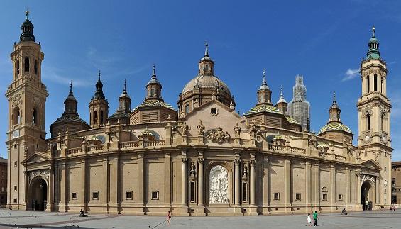 Viaja en Ave a los Pilares de Zaragoza 2015