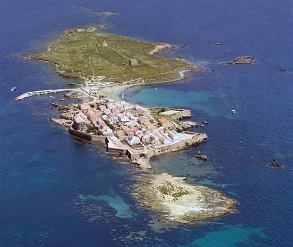 Viaja en Ave a Alicante y visita la bonita Isla de Tabarca