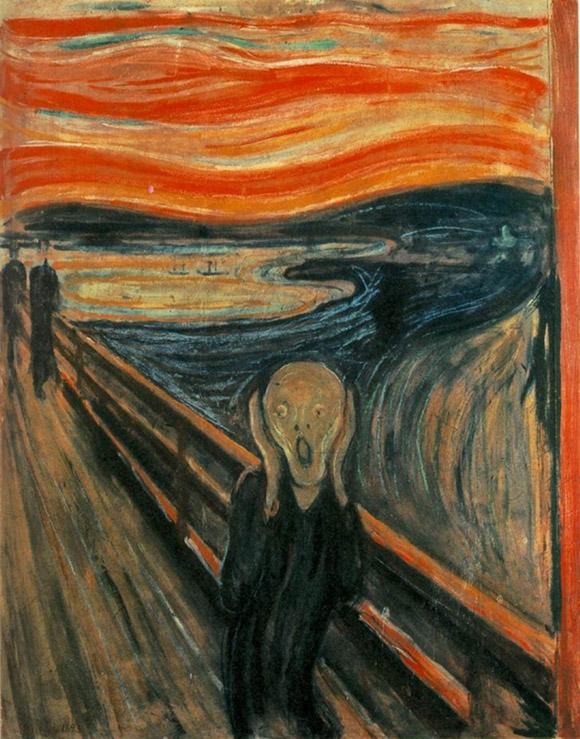 Viaja en Ave a Madrid y disfruta de esta increíble exposición de Edvard Munch