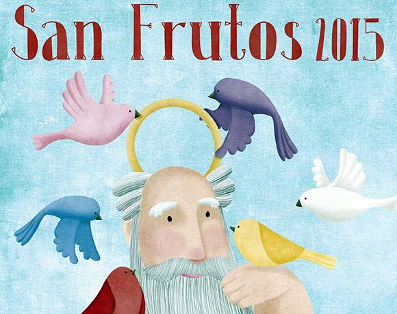 Disfruta de las Fiestas de San Frutos viajando en Ave a Segovia