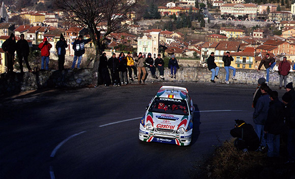 Viaja en Ave a Tarragona y disfruta del Rally Racc Cataluña Costa Dorada