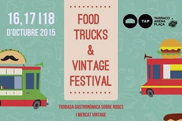 Disfruta del Food Truck Festival viajando en Ave a Tarragona