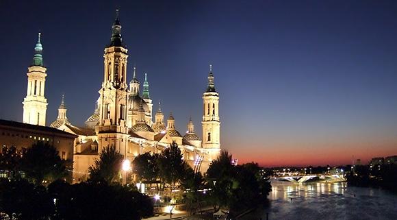 Disfruta del otoño viajando en trenes AVE a Zaragoza