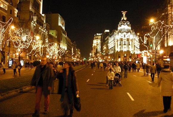 Esta Navidad disfruta con un viaje en AVE a Madrid
