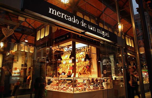 Tapea en estos mercados de Madrid viajando en AVE