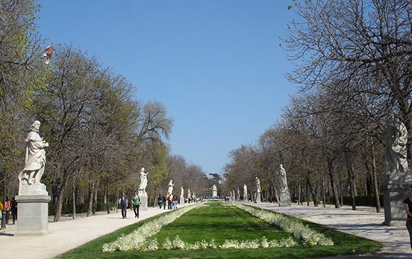 Los mejores lugares de Madrid para practicar running