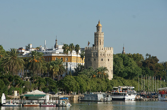 Disfruta de Sevilla desde las alturas viajando en trenes AVE