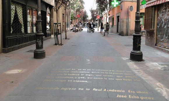 Disfruta del Madrid literario viajando en AVE