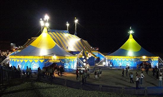 El Circo del Sol y mucho más en Zaragoza, consigue tus billetes AVE Zaragoza al mejor precio
