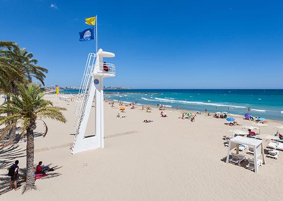 Disfruta de Alicante y sus playas haciendo un viaje barato en AVE
