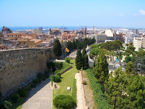 En septiembre 2016 viaja en AVE a Tarragona