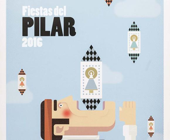 Billetes con precios promocionales para viajar a Zaragoza en el Pilar