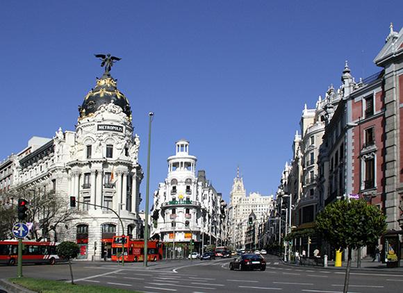 Madrid ha sido el destino preferido por los españoles este verano