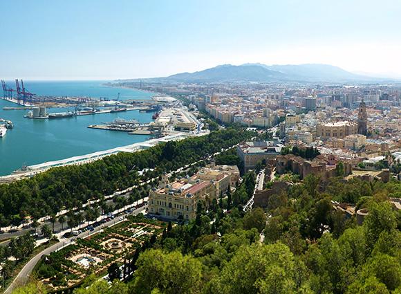 Málaga ha sido el destino preferido de los europeos este verano