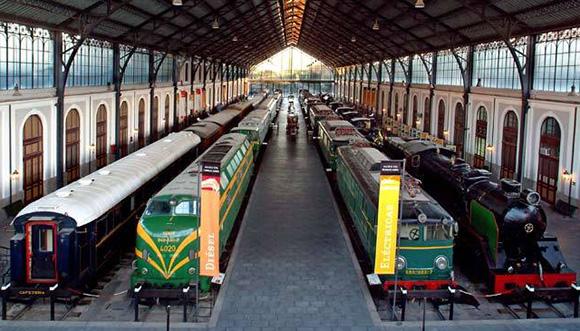 Disfruta del mundo del ferrocarril viajando en AVE a Madrid