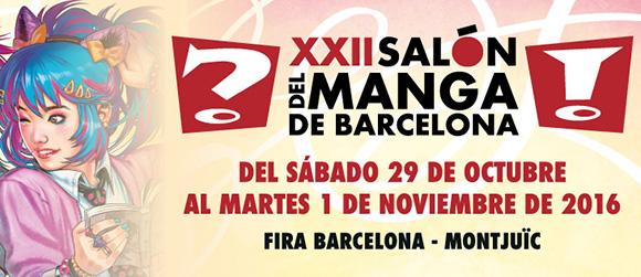 Disfruta del Salón del Manga de Barcelona viajando en AVE