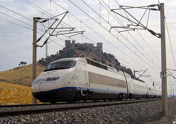 El Wifi se extenderá a todos los trenes AVE