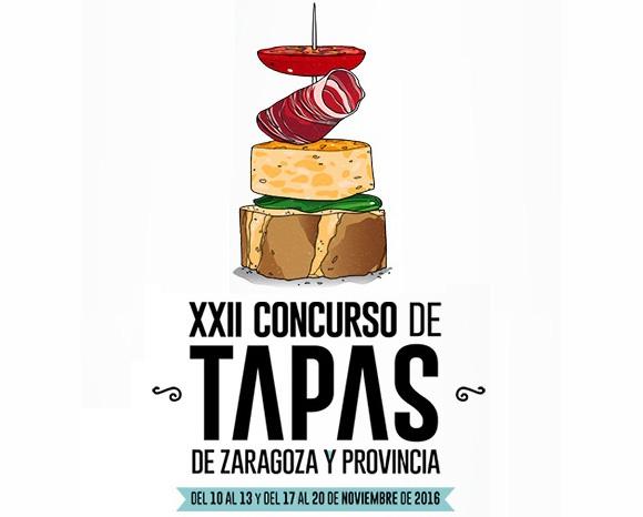 Disfruta del Concurso de Tapas de Zaragoza viajando en AVE
