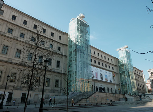 Disfruta de estas exposiciones de Madrid viajando en AVE