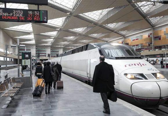 Se amplían los acuerdos de avión y tren a más ciudades