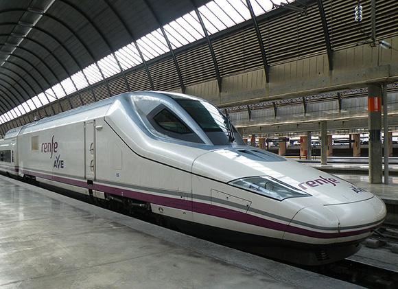 Plazas para viajar en tren durante el puente de Reyes