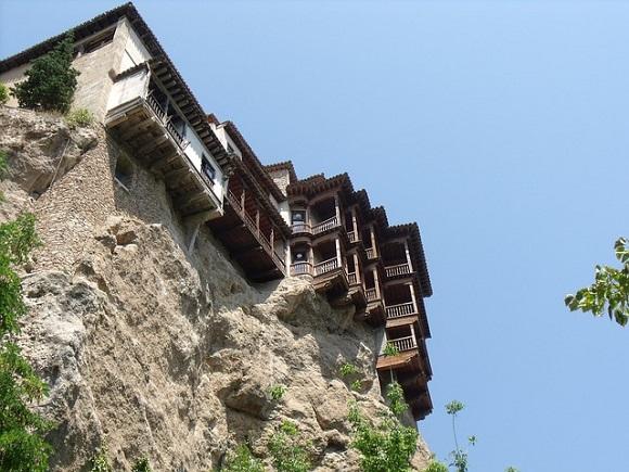 Boletos AVE económicos para descubrir el barrio de San Miguel en Cuenca