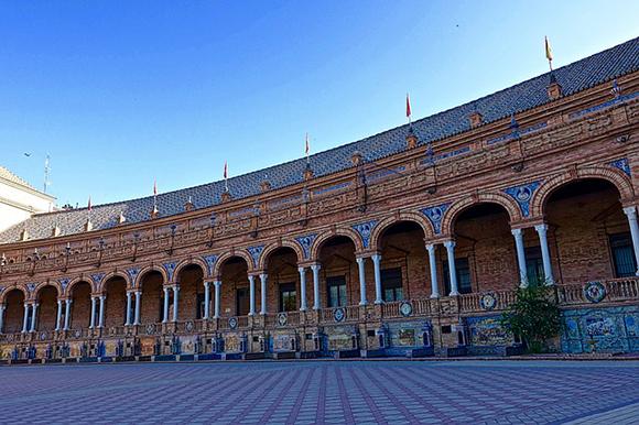 Esta primavera descubre Sevilla viajando en trenes AVE