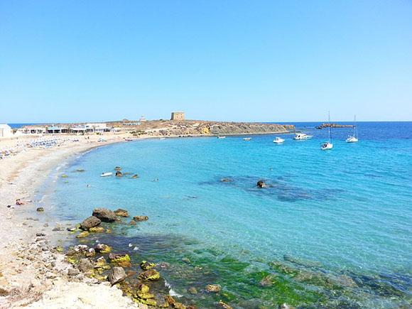Viaja con trenes AVE a Alicante este mes de mayo 2017 y visita la isla de Tabarca