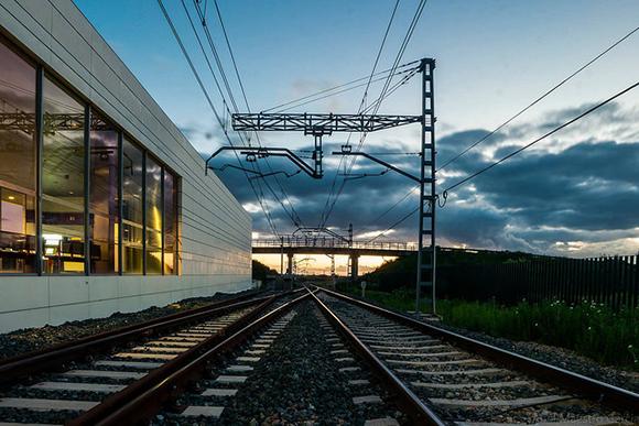Las obras del AVE Elche avanzan a buen ritmo, el tren entrará en servicio a comienzos de 2018