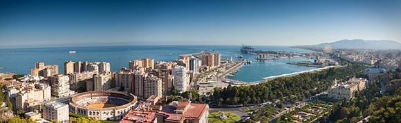 24 horas en Málaga viajando en AVE este otoño 2017