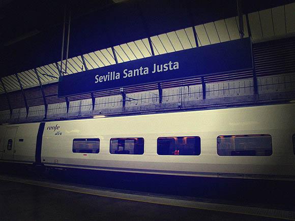 Trenes AVE baratos a Andalucía este mes de noviembre 2017