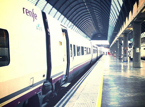 Trenes AVE Málaga Madrid, 20 millones de viajeros en 10 años