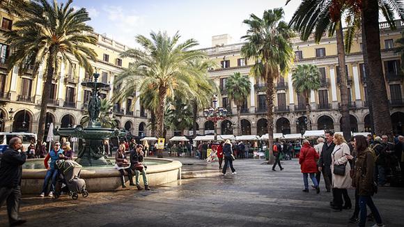 Trenes AVE baratos para viajar a Barcelona en diciembre 2017