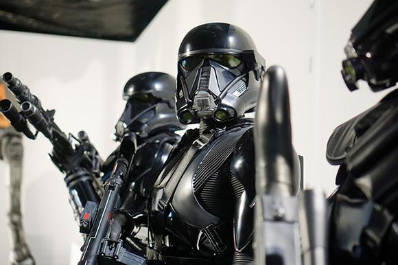 Viajes en trenes AVE para aficionados de Star Wars