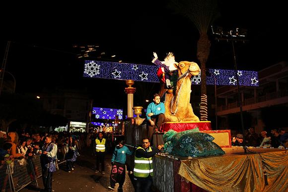 Viaja en trenes AVE a las mejores cabalgatas de Reyes 2018